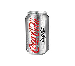 Coca Cola Light lata 33 cl