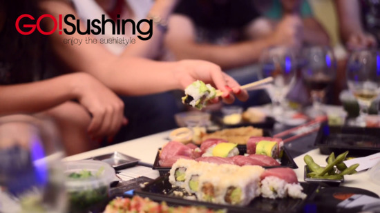 Sushi a domicilio en Madrid