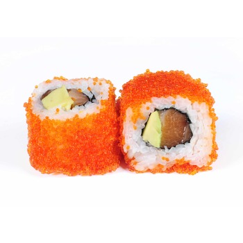 GO!Sushing_california salmon roll.JPG