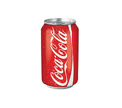 Coca Cola lata 33cl