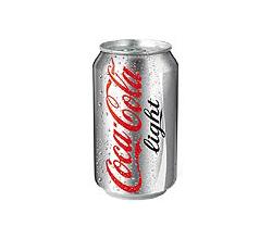 Coca Cola Light lata 33 cl