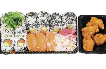 Bandeja Sushi Love