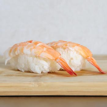 Sushi gambas