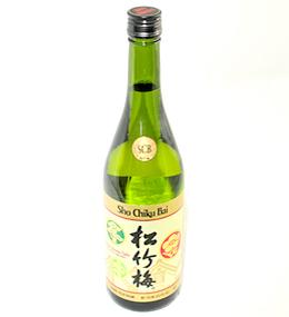 Sake Shou Chiku Bai 75cl