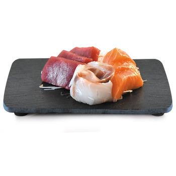 Sashimi variado de 9 cortes