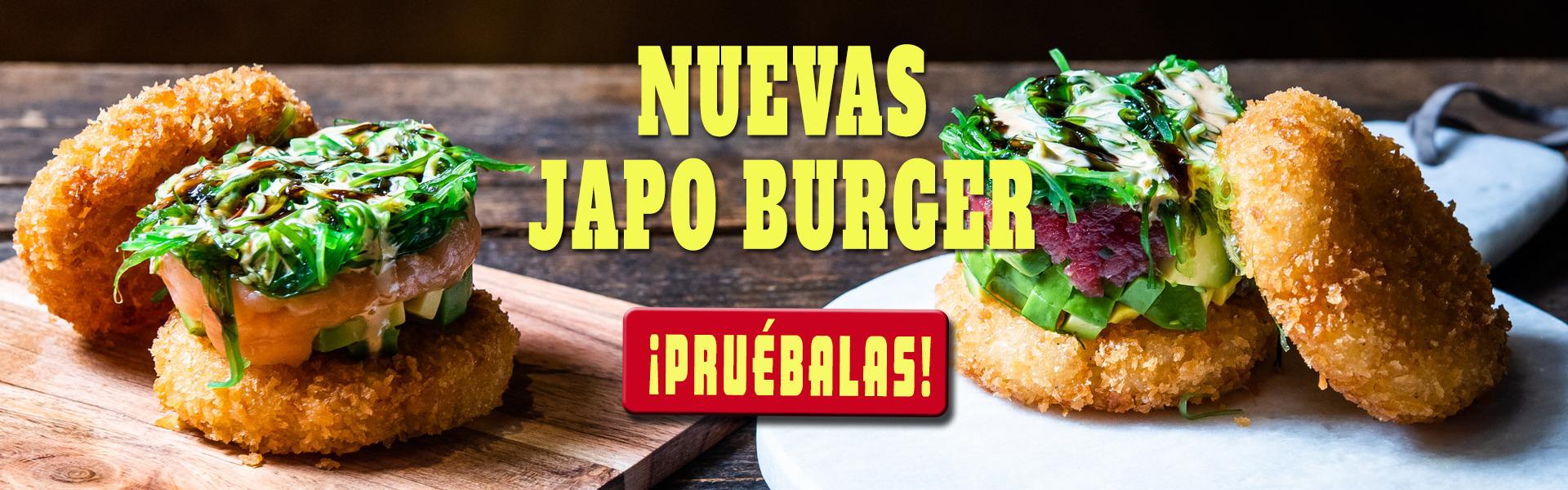 Japo Burgers