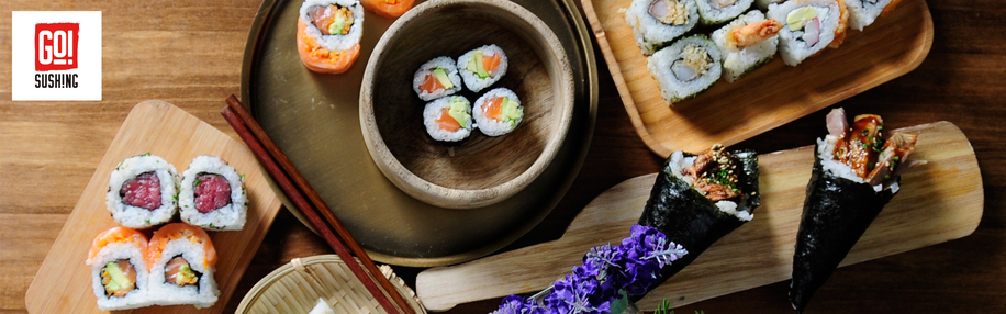 Los sushis más vendidos
