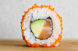 California Salmon Roll