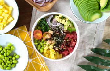 Atún Poké Bowl