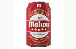 Mahou 5 estrellas (Solo en Madrid)