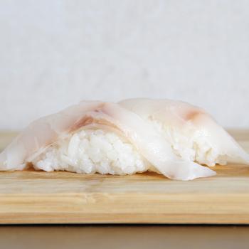 Sushi lubina