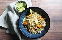 Pad Thai de Verduras