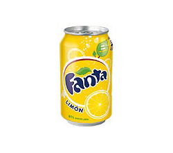 Fanta de Limón