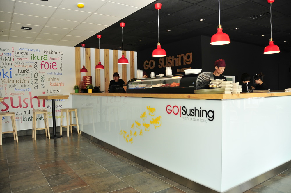 Imagen genérica restaurantes GOSushing