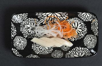 Sashimi de pez mantequilla