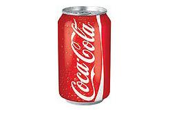 Coca Cola lata 33cl