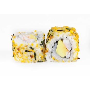 Gambas Furikake Roll