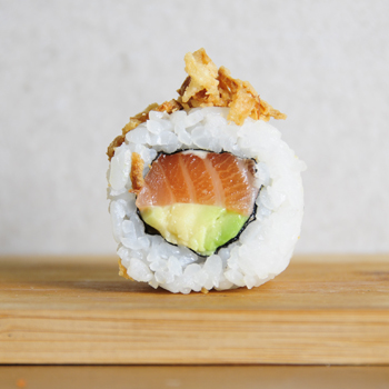 Crazy Salmón Roll