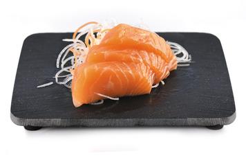 Sashimi de Salmón-v