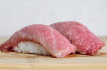 Sushi toro