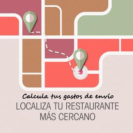 Encuentra tu restaurante más cercano