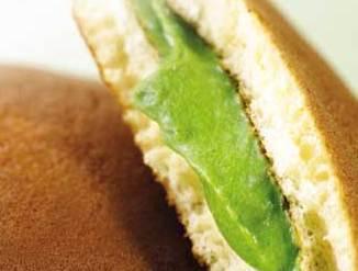 Dorayaki Té verde