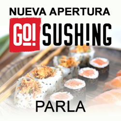 Nuevo GO! Sushing Parla