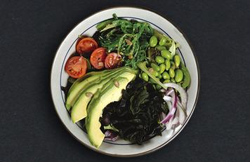 Ensalada Vegana