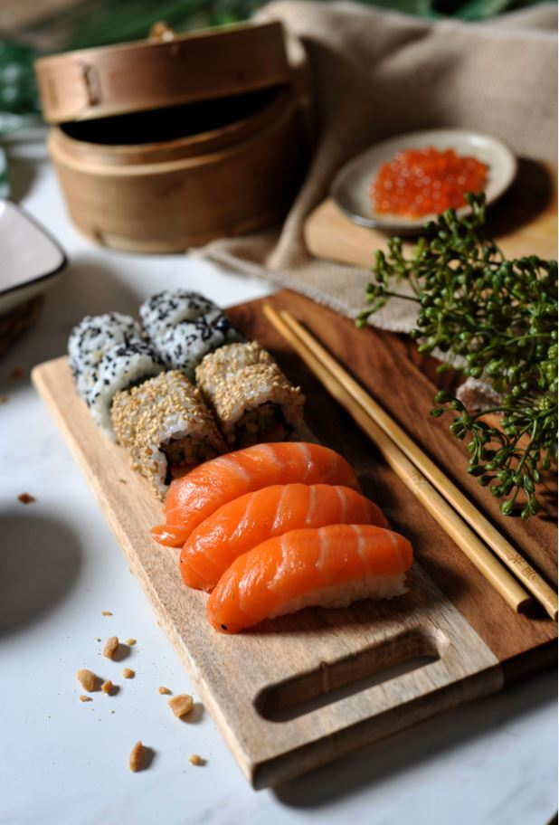 El mejor sushi en Madrid