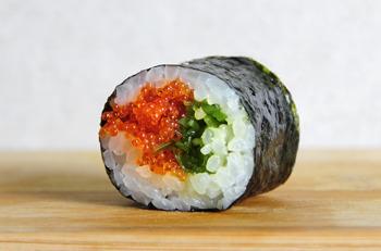 Maki wakame (8 piezas)