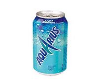 Aquarius de limón